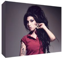 Amy Winehouse - RIP - Canvas Art - NEW - Choose your size - Ready to Hang